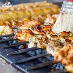 Best #BarBQ is a BarBQ topped with aromatic spices and great taste. Isn't it?  #Tehzeeb #Family