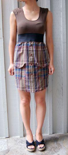 Recycled dress shirt