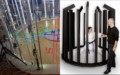 3D-Scamera Full Body Scanner.