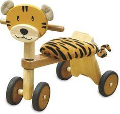 I´M Toy Rutschfahrzeug ab 19 Monaten aus Holz