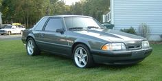 Análisis del Ford Mustang 1987