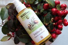 JOJOBA OIL | Vegan Skincare for Winter | *ONCE UPON A CREAM Vegan Beauty Blog*