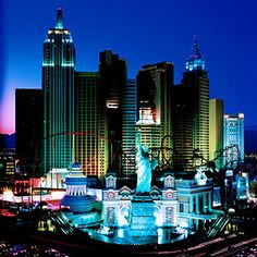 New York-New York Hotel & Casino (Las Vegas, United States of America) Casino Hotel, Las Vegas Hotels, Las Vegas Nevada, Beach Club, Hotel New York, Beautiful Places In Usa, Vegas Vacation, Vacation Spots, Great Hotel