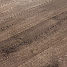 The textures in this collection are amazing. You won't believe it's laminate. Quick-Step Envique Maison Oak 12mm Laminate Flooring #laminate #QuickStep #New
