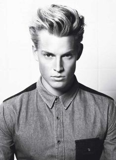 Cool Men Modern Hair