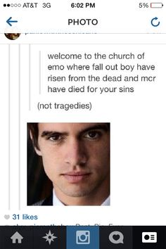 Panic! At the Disco, Fall Out Boy, AND My Chemical Romance?! *sniff* its so beautiful... i'm so proud tumblr <3