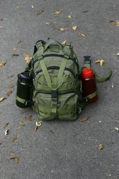 The MaxPedition Condor II Pack makes a great bug out bag.