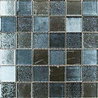 Lapis Apollo Mosaic Tiles - 300 x 300mm