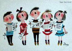 Fiep Westendorp (1916-2004) — Voor het Kind (700x495)
