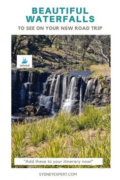 Planning to visit the best waterfalls in NSW? We have covered dozens this year alone on our road trip and share our tips here. These are perfect to add to your road trip from Sydney. Some can even be seen on a short day trip. #Australia #Waterfalls