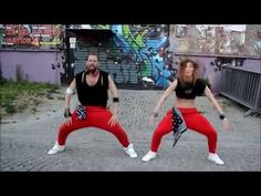 "Zumba(r) Fitness with Nevena & Goran - ""Monster Winer"" - YouTube"