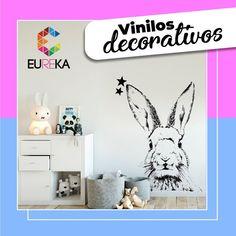 Para decorar el cuarto de tu bebé, decora las paredes de la habitación con estupendos diseños coloridos y originales.  Eureka Pereira, 3255278/ 3147908139 Pereira.