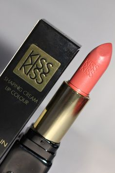 Guerlain Haul Post on Glamour. Glitter. Gloss. blog, featuring Kiss Kiss Shaping Lip Cream