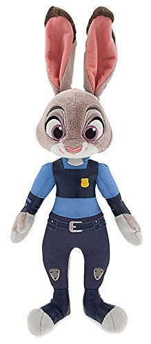 Cute Cartoon Movie Zootopia Rabbit Judy Hopps Plush Toy Doll Soft Stuffed Animals Toys Kids Toys Gift for Children Disney Plush, Disney Toys, Walt Disney, Disney Parks, Bunny Plush, Cute Plush, Cadeau Disney, Officer Judy Hopps, Fox And Rabbit