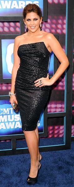 Hillary Scott at the CMT Music Awards Country Women, Country Girls, Hillary Scott, Jana Kramer, Cmt Music Awards, Lady Antebellum, Glamour Shots, Queen, Celebs