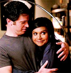 """They find any excuse to be close to each other. 