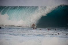 All sports have rules.: So many rules at play here - Joel Parko at Pipe.
