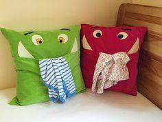 Inspiration für Pyjama Fresser- süße Idee!!
