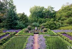 Peter Marino's Lush Horticultural Haven in the Hamptons Photos | Architectural Digest