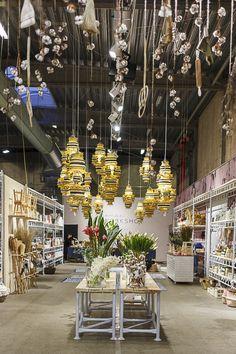 Design- und Interior Messe vom  17.- bis zum 20. August auf der Formland Messe in Herning, Dänemark.