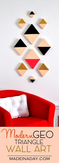Modern Triangle Geo