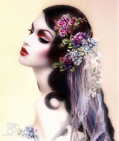 June Courtland Burke (@dayinjune)`s Instagram Profile | Stalkture Source Of Inspiration, Digital Collage, Female Art, Halloween Face Makeup, June, Stylists, Profile, Photo And Video, Woman