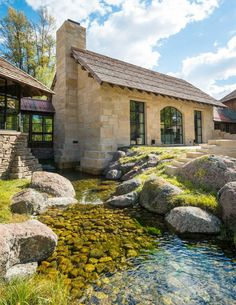 Awesome Verdone Landscape Architects (VLA, PC) Was Established In 1980 To Provide  Expertise In · Architect DesignStone HousesStone ...