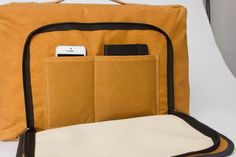 Signature Laptop Backpack 101 - Waxed Kodra Nylon