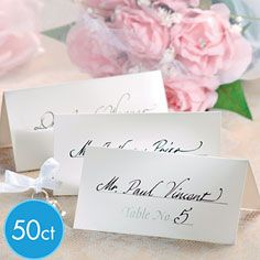 table numbers silver - Google Search