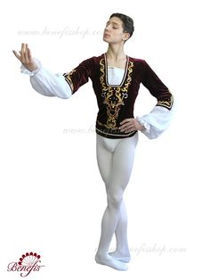Soloist s costume - P 1303 USD 485 - for adults USD 437 - for children Male Ballet Dancers, Ballet Boys, Ballet Costumes, Dance Costumes, Mens Leotard, Bald Girl, Mens Tights, Dance Tights, Chor