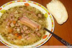 Polish Bean Soup - Zupa  Fasolowa