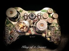 My Custom XBox Controller created by me for me