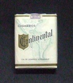 Embalagem de Continental - sem filtro