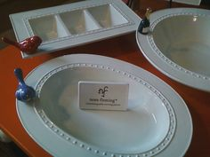 We have it all, new nora fleming line at The Chicken House, Griffin, Ga. One platter, many occasions, change those Mini's around to accommodate each and every holiday, season, or special event.