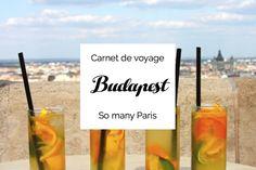 On vous avait promis des nouveautés pour 2014… c'est chose faite avec notre premier post Carnet de voyage, pour visiter autrement la ville deBudapest. Nous avons eu la chance d'aller à peu près 3 …