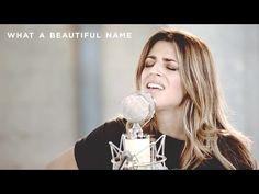 What A Beautiful Name - Hillsong Worship Lyrics and Chords Worship Jesus, Praise And Worship Songs, Worship Leader, Praise God, Gospel Music, Music Songs, Music Stuff, Worship Chords, What A Beautiful Name