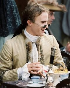 Heath as Casanova - heath-ledger Photo