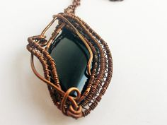 FREE SHIPPINGwire wrapped by SHINEmagicJewellery on Etsy