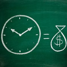 If you're like me and believe time IS money then you'll agree these two subjects really do go hand-in-hand. While strategies to save TIME may not be the cheapest (monetarily speaking,) they can hel. How To Be A Happy Person, Fun To Be One, Cool Things To Make, Time Value Of Money, Time Is Money, Ways To Save Money, How To Make Money, Raising Capital, Financial Analysis