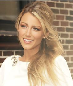 Beautiful Blake Lively...makeup