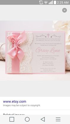 Really want great ideas on invitations? Head to my amazing website!