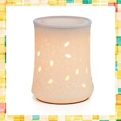 Look at this beautiful warmer. Want one of you own.? Head to my website https://lizgillen.Scentsy.us