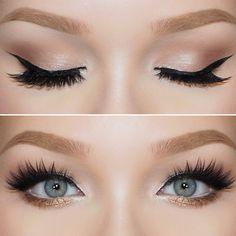 @nikkitutorials amazing pin up style eye
