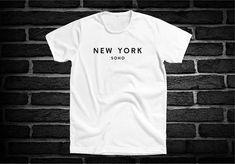 New York Soho Saying Funny Tumblr Hipster Teen Fun Graphic
