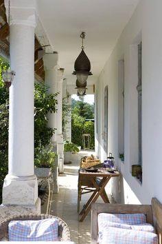 Countryside, Porch, Farmhouse, Cottage, Patio, Interior, Garden, Outdoor Decor, Modern