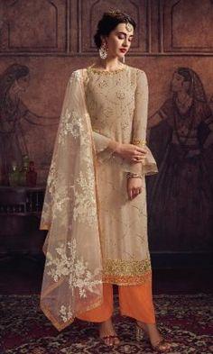 Buy Online Indian and Pakistani Salwar Kameez UK   Omsara Pakistani Salwar Kameez, Churidar Suits, Anarkali Suits, Patiala, Straight Cut Pants, Net Gowns, Lehenga Style, Punjabi Dress, Palazzo Suit