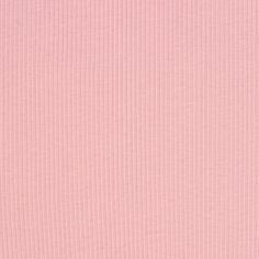 Dusty Pink Wide Wale Cotton Ribbing Knit Fabric - A dusty rose pink color wide wale cotton rib knit. Wide wale cotton ribbed knit has a wider wale rib, soft hand, is light weight with a nice mechanical stretch.  Great for use as ribbed tank tops and dresses, swim cover ups, baby wear,  and also for necklines, sleeve bands, waist bands, and much more!  ::  $5.50