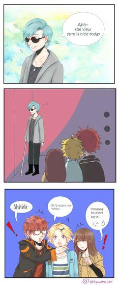 Poor V I feel bad for him :'(