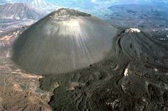 Paricutin Volcano - is a cinder cone volcano in the Mexican state of Michoacán, close to a lava-covered village of the same name. Seven Natural Wonders of the World by CNN.