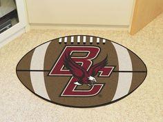 "Boston College Football Rug 20.5""x32.5"""